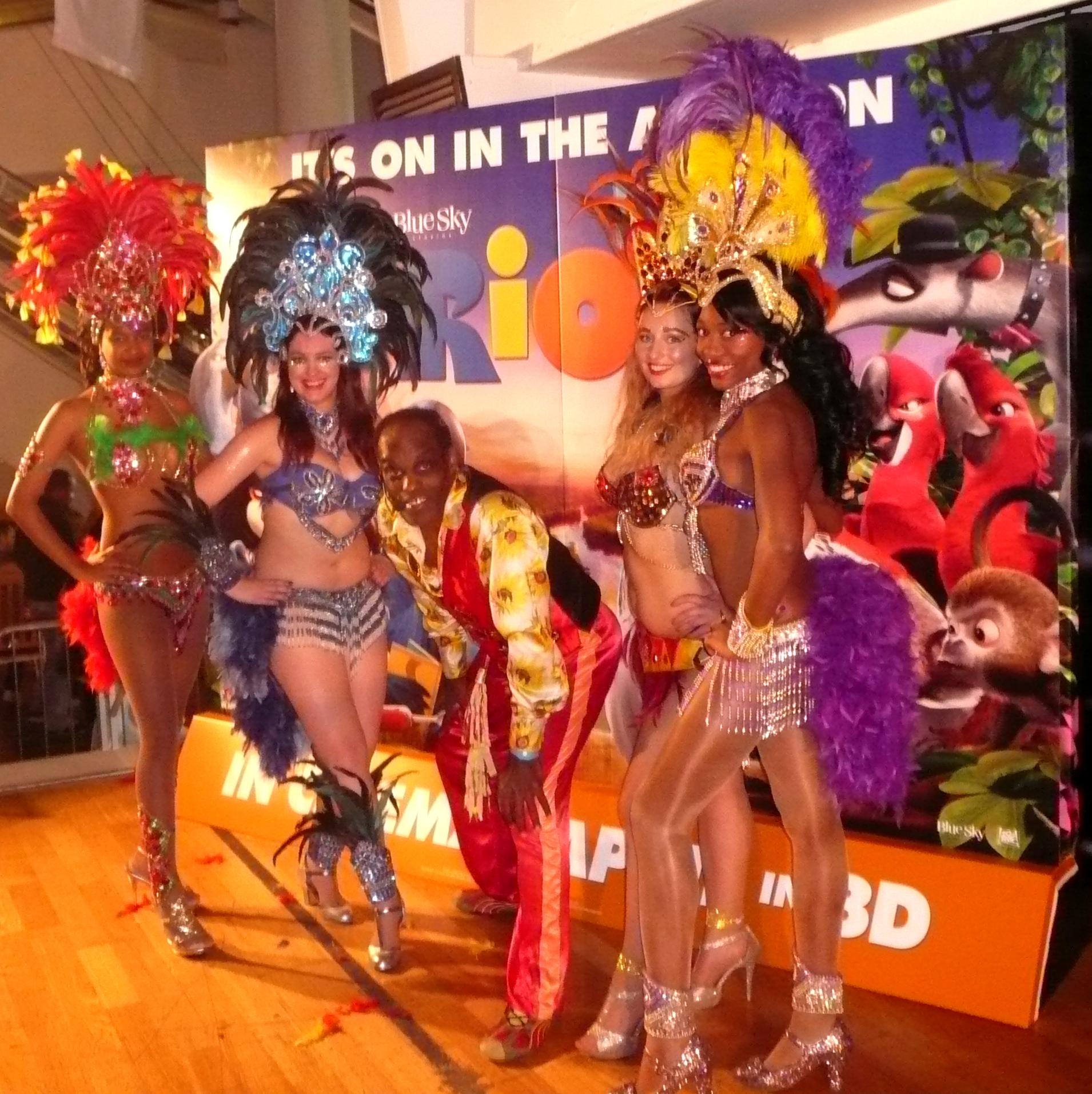 Brasil Carnaval 2016