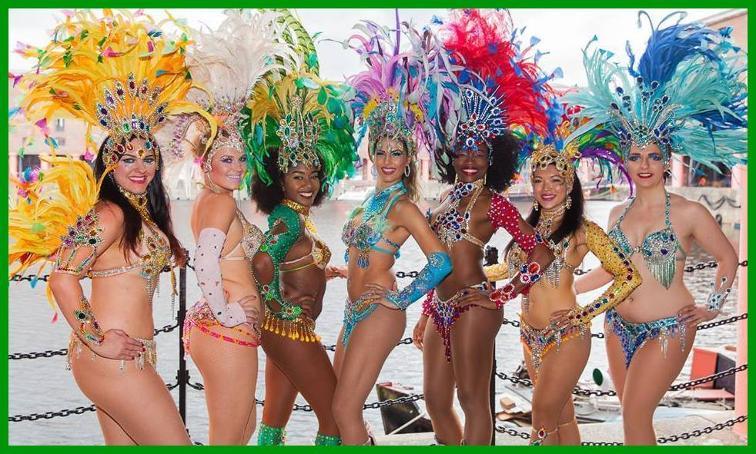 Samba Livre Liverpool Samba Dancers UK - Liverpool's TRAINED