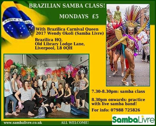 Samba Livre Liverpool samba dancers Liverpool Brazilian samba dancers Liverpool Brazilian dancers Liverpool samba show Liverpool rio dancers Liverpool Rio carnival dancers Liverpool carnival dancers Liverpool samba dancers for hire Liverpool hire Brazilian dancers Liverpool North West samba dancers North West Brazilian dancers North West Brazilian samba dancers North West Rio Carnival dancers North West samba show North West UK samba dancers UK Brazilian samba dancers UK Brazilian dancers UK samba show UK Rio Carnival dancers UK carnival dancers UK rio dancers UK events weddings entertainers performers artists acts Liverpool samba class dance class dance classes samba dancing samba dance North West